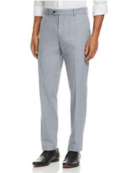 Brooks Brothers - Clark Plaid Regular Fit Trousers - Lyst