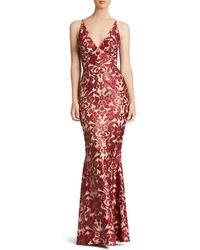 Dress the Population - Karen Sequin Gown - Lyst