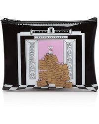 Bloomingdale's - Dog/elevator Cosmetics Case - Lyst
