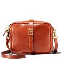 Clare V. - X Kodak Sac De Camera Leather Crossbody Bag - Lyst