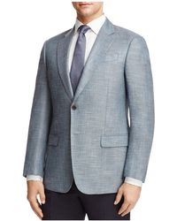 Armani | Textured Classic Fit Sport Coat | Lyst