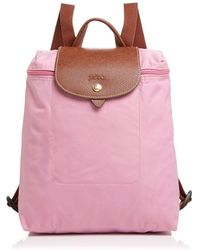 Longchamp - Le Pliage Nylon Backpack - Lyst
