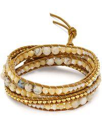 Chan Luu - Wrap Bracelet - Lyst