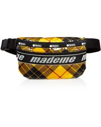 LeSportsac - X Made Me Plaid Belt Bag - Lyst