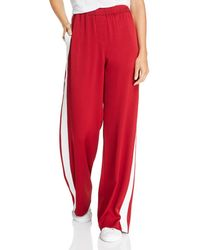 Elizabeth and James - Kelly Crepe Track Pants - Lyst