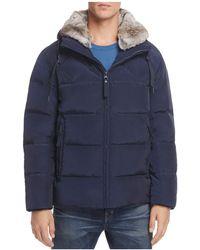 Marc New York - Navan Hooded Puffer Jacket - Lyst