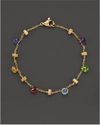 Marco Bicego - Paradise Mixed Sapphires Bracelet - Lyst