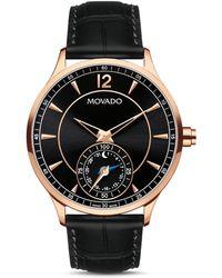 Movado Bold - Movado Circa Motion Watch, 44mm - Lyst