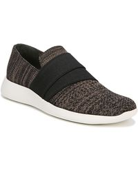 Vince - Women's Aston Marled Knit Slip-on Trainers - Lyst