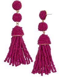 BaubleBar - Mini Granita Drop Earrings - Lyst