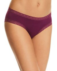 Natori - Bliss Girl Briefs - Lyst