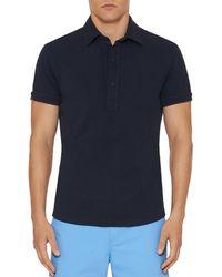Orlebar Brown - Sebastian Slim Fit Polo Shirt - Lyst