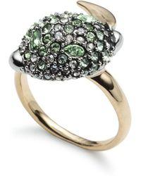 Alexis Bittar - Crystal Encrusted Ring - Lyst