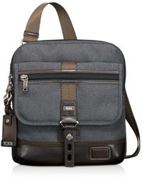 Tumi - Annapolis Zip Flap Bag - Lyst