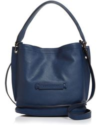 Longchamp - 3d Leather Crossbody - Lyst
