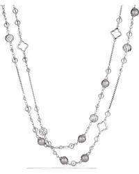 David Yurman - Dy Elements Chain Necklace - Lyst