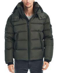 Sam. - Glacier Puffer Coat - Lyst