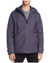 Marc New York - Climate-sealed Waterproof Jacket - Lyst