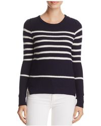 Cupcakes And Cashmere - Pardee Stripe Jumper - Lyst