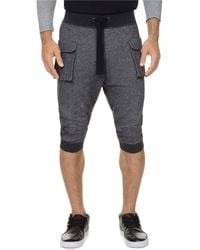 2xist - Cropped Cargo Trousers - Lyst