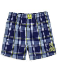 Psycho Bunny - Woven Boxers - Lyst