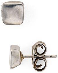 Uno De 50 - Square Stud Earrings - Lyst