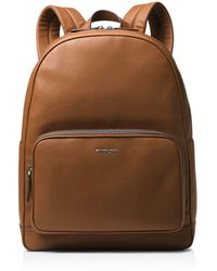 5b0382f3b7a5 Lyst - Polo Ralph Lauren Pebbled Jacquard Backpack in Black for Men