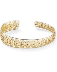 Kendra Scott - Tiana Tapered Cutout Bracelet - Lyst