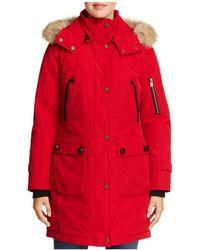 Pendleton | Jackson Fur Trim Down Coat | Lyst