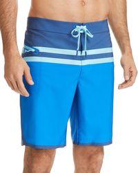 Vineyard Vines - Bay Ridge Stripe Tech Board Shorts - Lyst