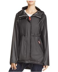 HUNTER - Original Vinyl Smock Raincoat - Lyst