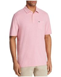 Vineyard Vines - Solid Edgartown Classic Fit Polo Shirt - Lyst