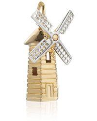 Jet Set Candy - Amsterdam Windmill Charm - Lyst