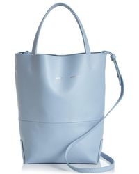 Alice.D - Firenze Small Leather Tote - Lyst