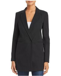 Kenneth Cole - Long Blazer - Lyst