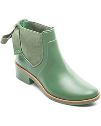 Bernardo - Women's Bow Rain Booties - Lyst