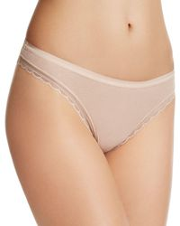 On Gossamer - Next To Nothing Hip G Thong - Lyst