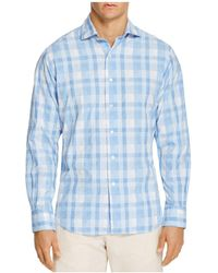 Haspel - Oak Classic Fit Button-down Shirt - Lyst