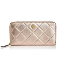 Tory Burch - Georgia Zip Continental Wallet - Lyst