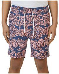 Barney Cools - Amphibious Floral Swim Trunks - Lyst