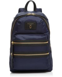 Marc Jacobs - Nylon Biker Mini Backpack - Lyst