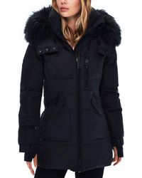 Sam. - Fur Cruiser Down Coat - Lyst