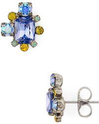 Sorrelli - Stud Earrings - Lyst