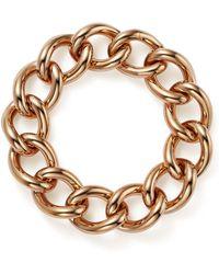 Pomellato - Tango Bracelet In 18k Rose Gold - Lyst