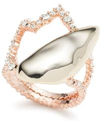 Alexis Bittar - Tulip Cocktail Ring - Lyst