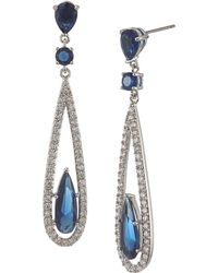 Carolee - Long Linear Earrings - Lyst