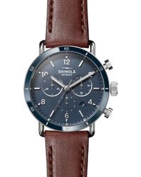 Shinola - 40mm - Lyst