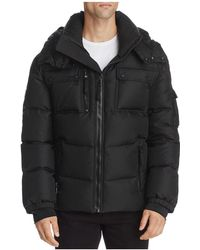 Sam. - Collins Hooded Puffer Jacket - Lyst