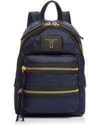Marc Jacobs - Biker Mini Nylon Backpack - Lyst