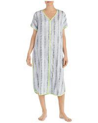 Donna Karan - Long Sleepshirt - Lyst